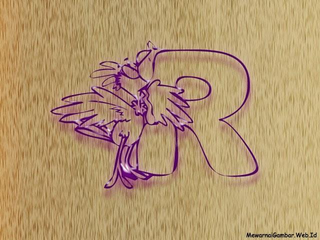 Nama Binatang Dari Huruf R