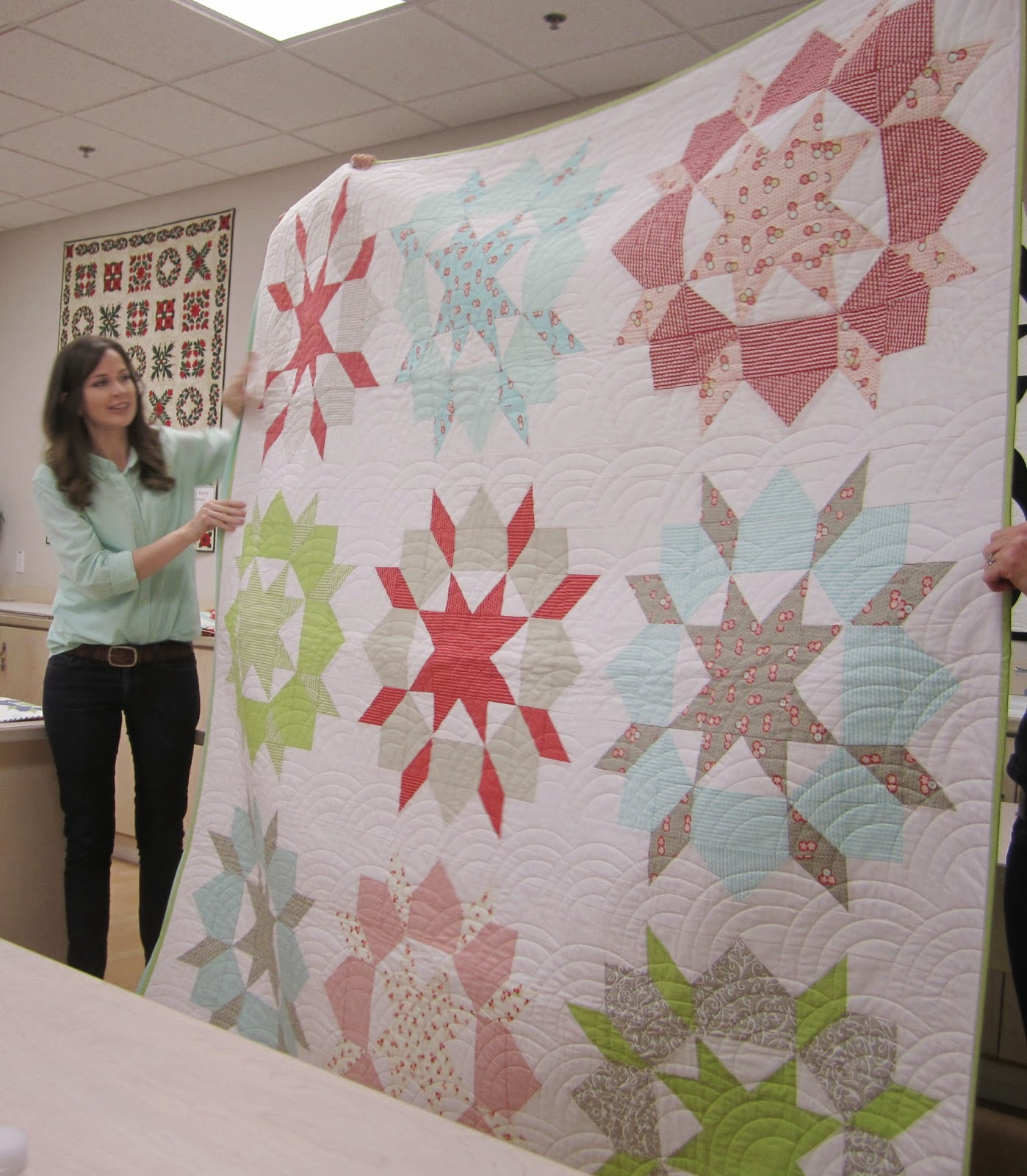 camille roskelley swoon quilt