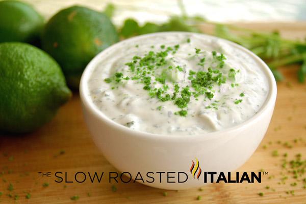 how to make lime greek yogurt