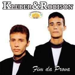 Kleber e Robison - Fim da Prova 2001