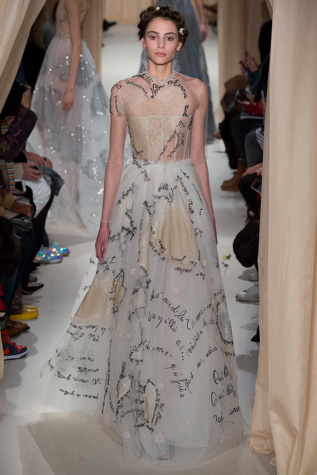 Valentino haute couture s s 15 paris visual optimism for Couture a wod