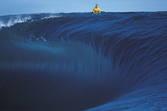 Surfing Barrels