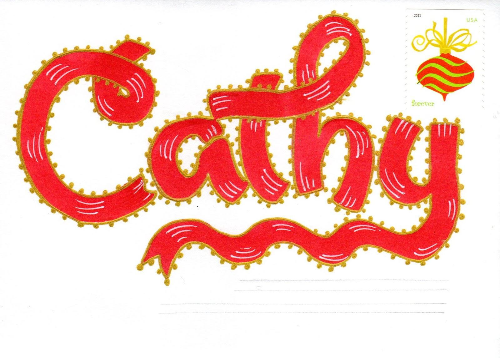 Cathy Name