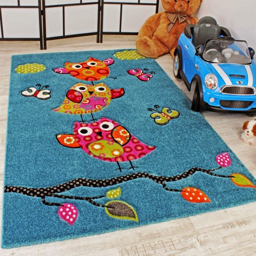 Tapis de sol pour chambre denfants, tapis déco pas cher