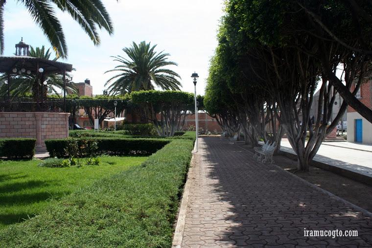 Kiosco Jardin Parcialidad Iramuco
