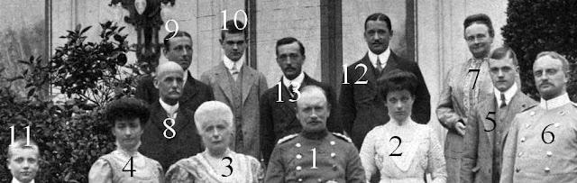 anniversaire du prince Johann Georg de Saxe