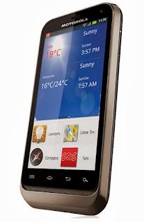 Harga Dan Spesifikasi Motorola Defy XT535 New