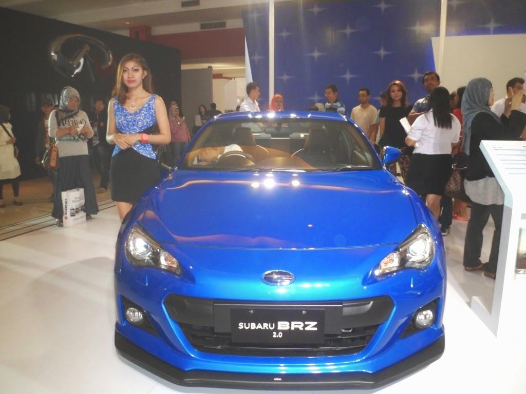 SPG Subaru BR 2.0 IIMS 2014