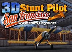Jugar 3D Stunt Pilot San Francisco