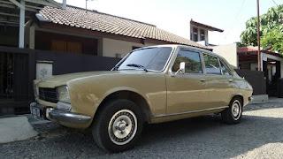 LAPAK MOBKAS: Peugeot 504 Tahun 75