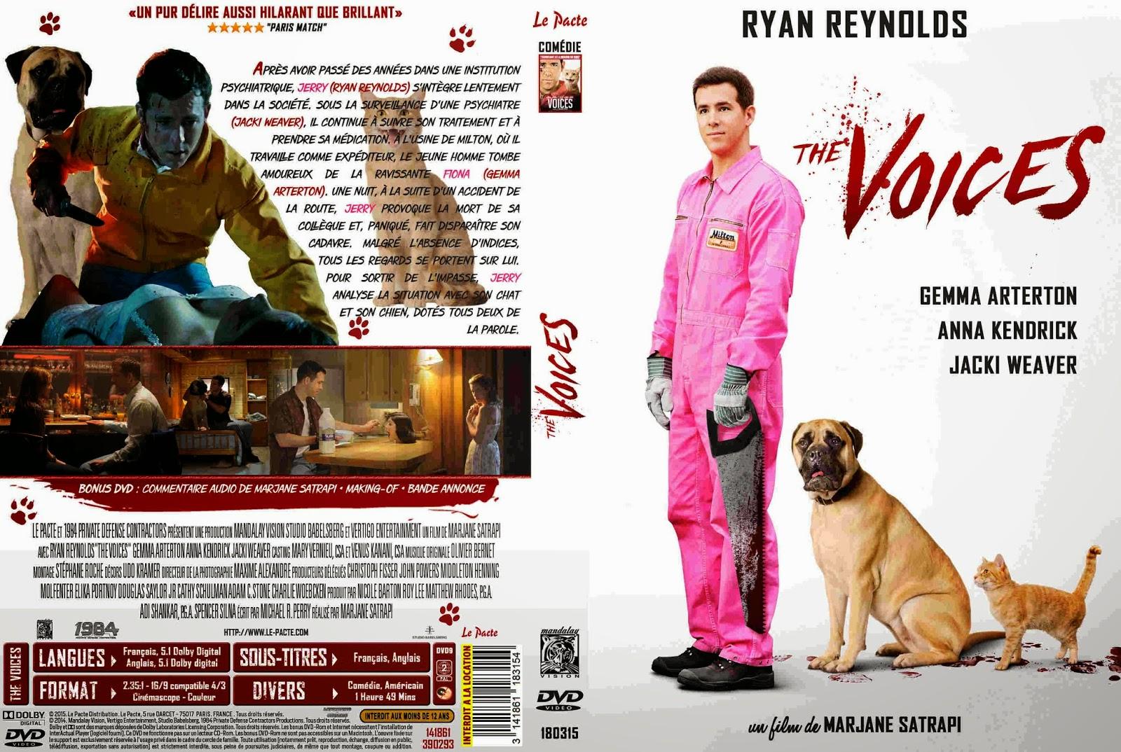 As Vozes BDRip XviD Dual Áudio The 2BVoices 2B 2015  2BFRENCH 2B  2BCover 2BDVD 2BMovie