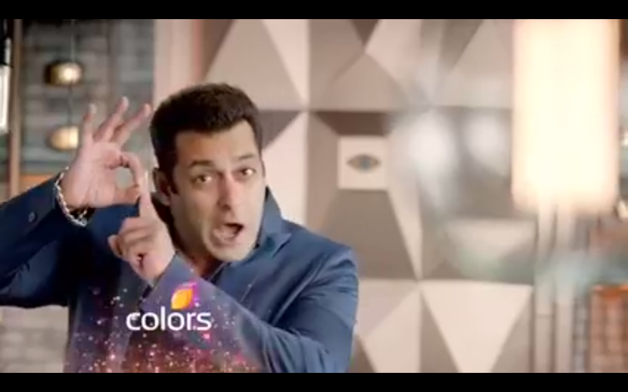 Salman Khan Bigg Boss Season 9 'Double Trouble' 2015 Reality Show on Colors MT wiki,Bigg Boss 9 Contestants List, Bigg Boss 2015 starting date, Bigg Boss Season 9 host, timing, promos, Bigg Boss 9 house photos