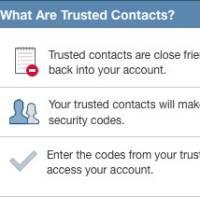 scegliere amici fidati su Facebook