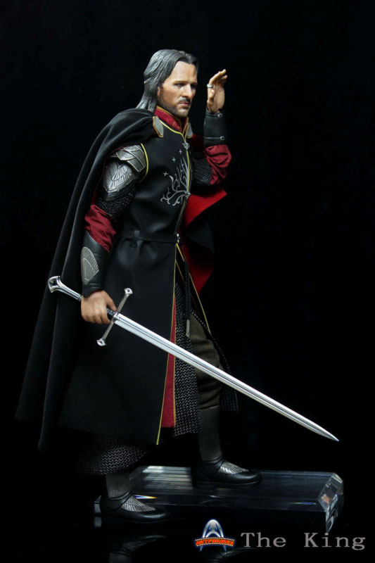 [ART-FIGURES] The King OR LOTR 1/6 Aragorn King of Gondor 12-inch Figure King-009
