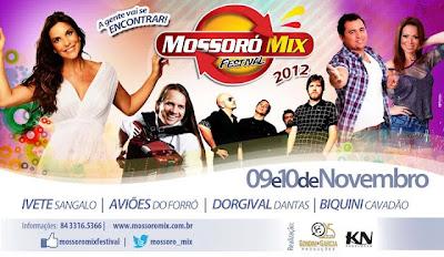 Mossoró Mix 2012