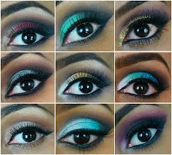 Fotoriais de maquiagem