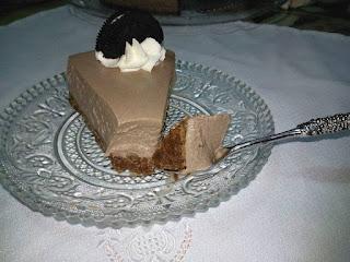 Recette du Cheesecake au chocolat
