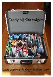 candy bij nederlandse kaarten uitdaging