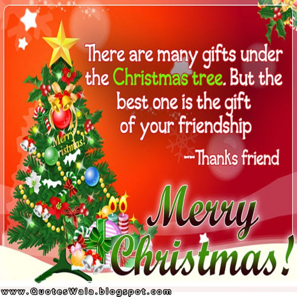 Christmas Quotes About Friendship Custom Friendship Love Quote For Christmas  Inspiring Quotes And Words