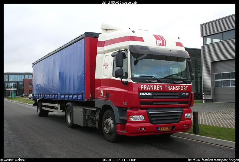 Truckgek werner 27 5 12 3 6 12 - Een ster in mijn cabine ...