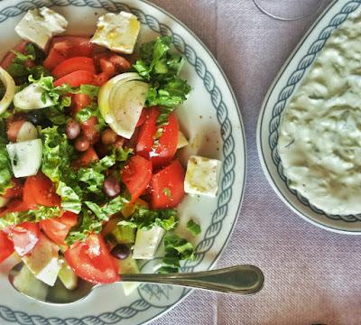 insalata greca creta