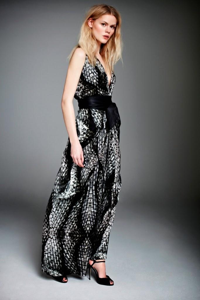 Daisy Darche AW14 fashion designer