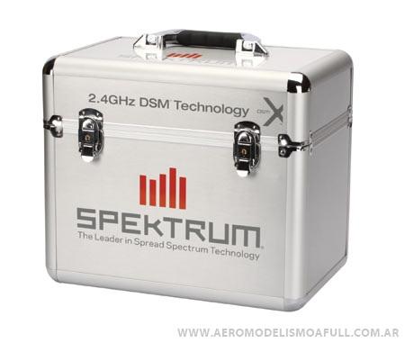 Maletín Spektrum para transmisores RC