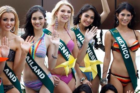 Hapus Bikini Minim, Max Klemmer: Kami Ingin Ubah Miss Jerman Jadi Kontes Kepribadian