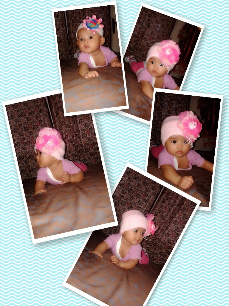 Kinan 5 bulan