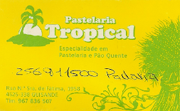 PASTELARIA TROPICAL