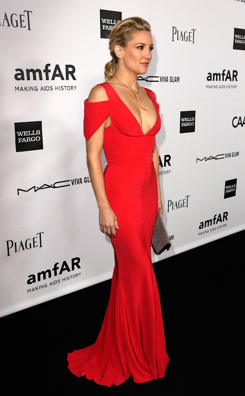 Kate Hudson  wearing a Prabal Gurung Resort 2013 gown