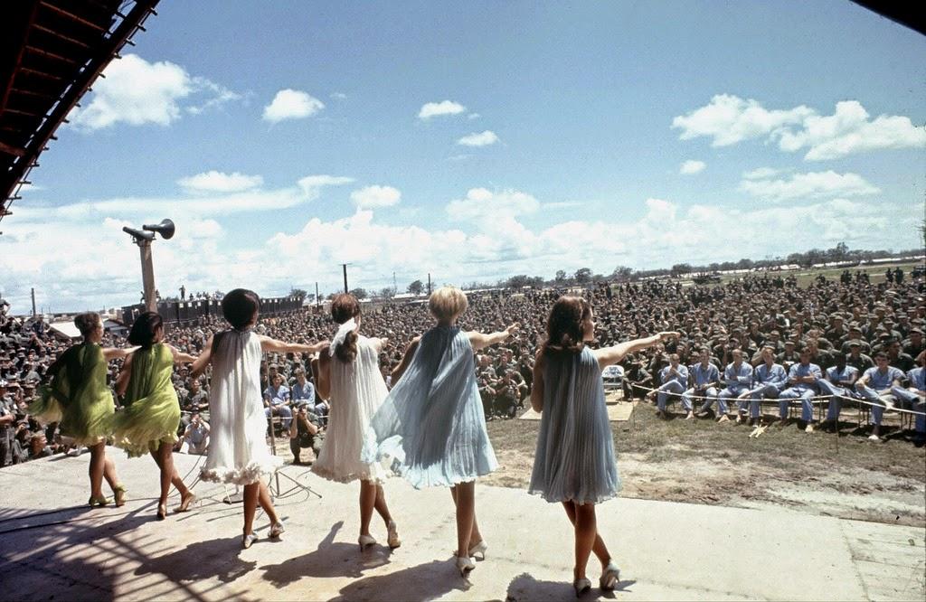 1967 Miss America In Vietnam Vintage Everyday