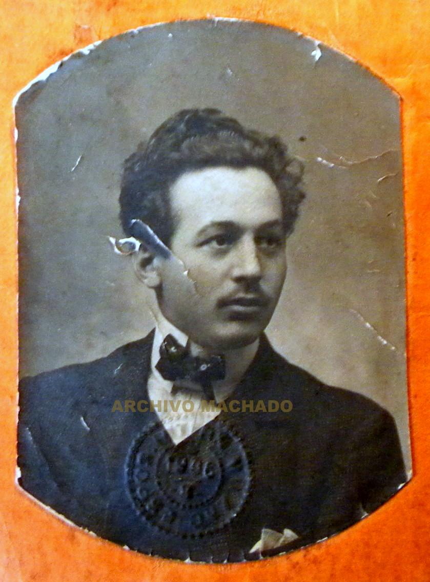 Arquitecto Benjamín Pedrotti (MILAN 1879 - BUENOS AIRES 1949)