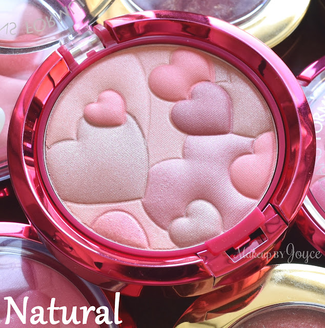 Physicians Formula Happy Booster Blush Natural Swatch