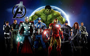 The Avengers I'm coming ><! (the avengers movie widescreen wallpaper)