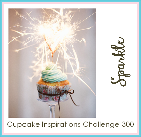 Cupcake Inspriations Challenge - Sparkle