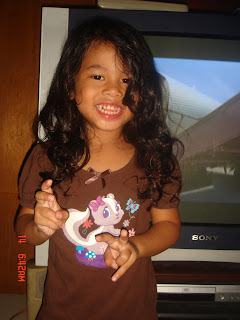 Kakak Curly Girl