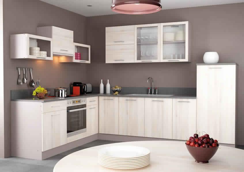 Meuble de cuisine moderne for Ameublement cuisine