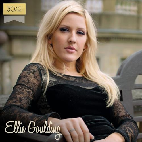 30 de diciembre | Ellie Goulding - @elliegoulding | Info + vídeos