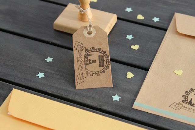 sellos personalizados para bodas hermanas bolena