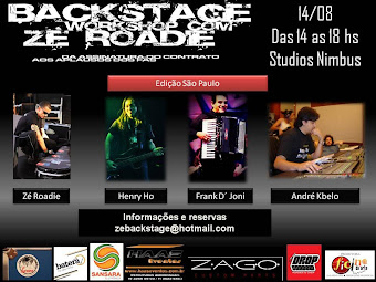 Workshop Zé Roadie