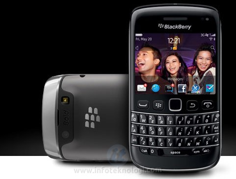 spesifikasi Lengkap Blackberry Bellagio atau Blackberry Bold 9790