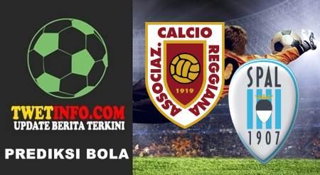 Prediksi Reggiana vs SPAL, Coppa Italia, Reggiana vs SPAL