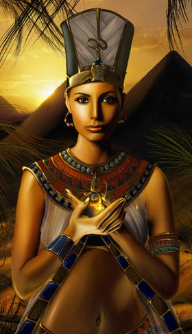 nefertiti report Nefertiti was a queen in ancient egypt who is world renowned for her beauty she was one of the most powerful women in ancient times and was very influential during her husband's reign it is believed that she lived from around 1370 bc to around 1330 bc.