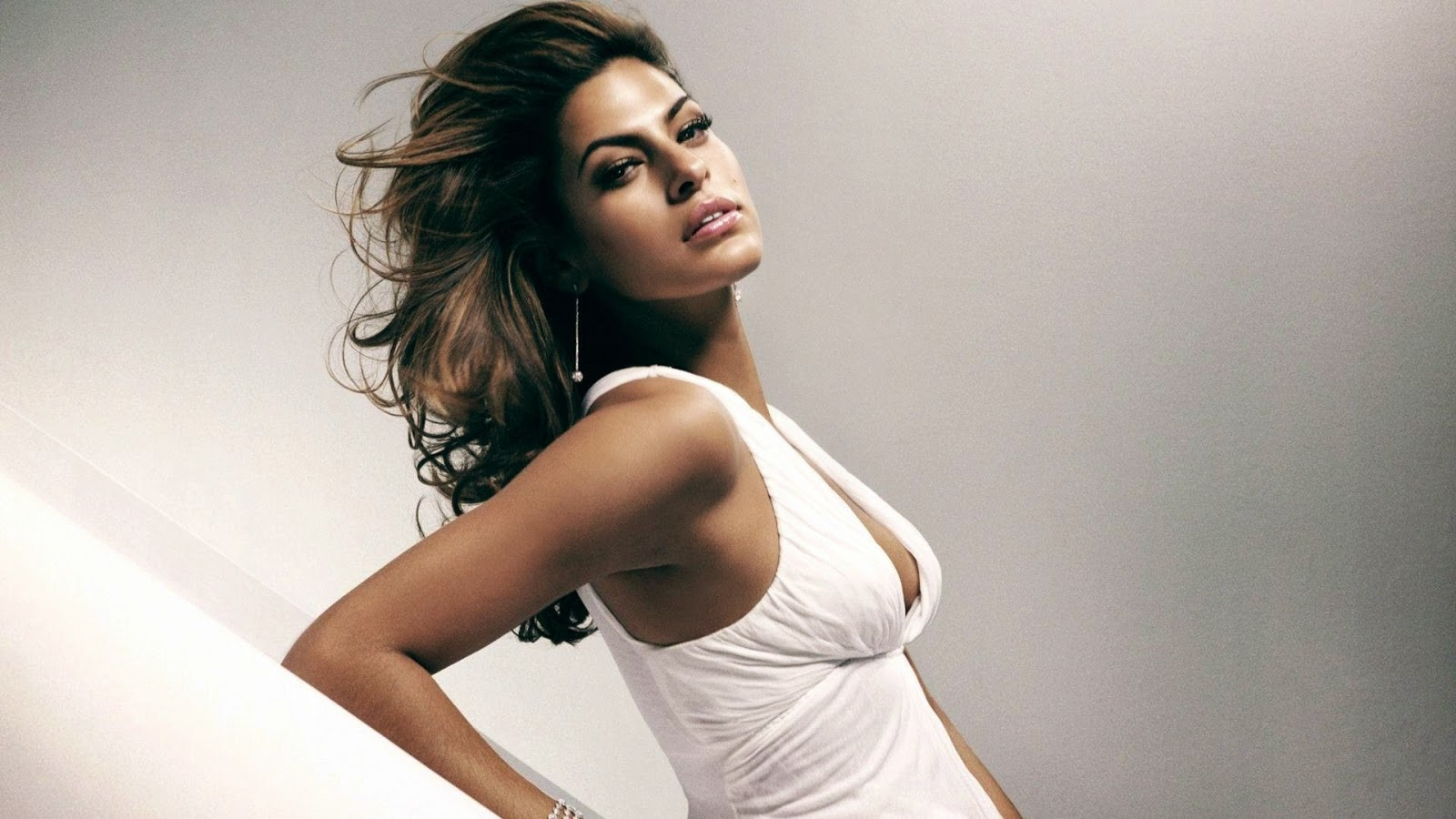 Eva mendes in fast and furious movie actress wallpaper