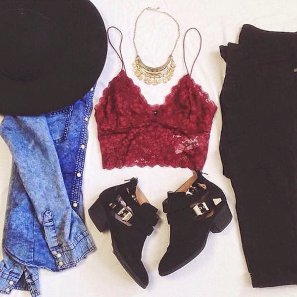 Spring Outfits Ideas #2