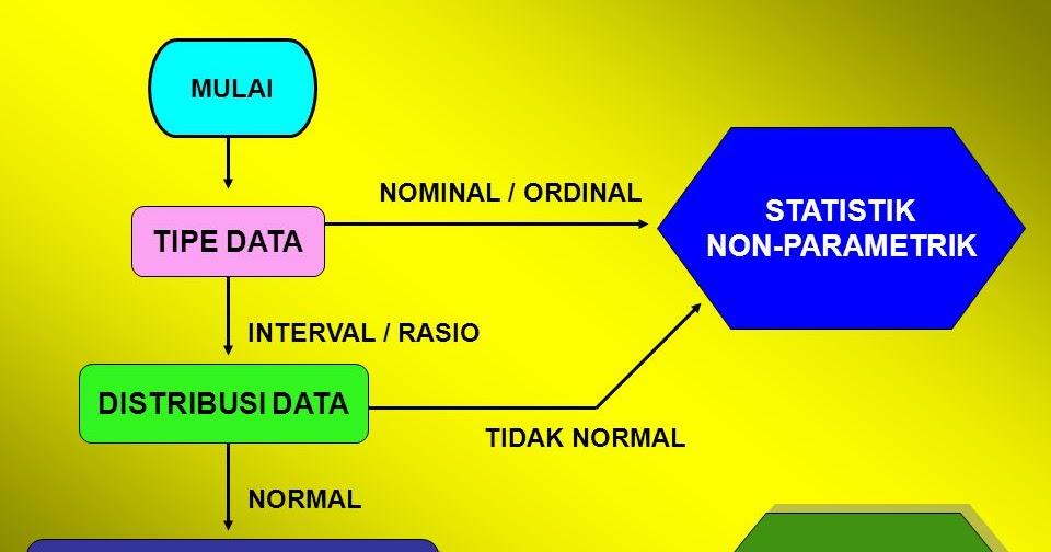 Mengenal Statistik Parametrik Olah Data Analisa Data Spss