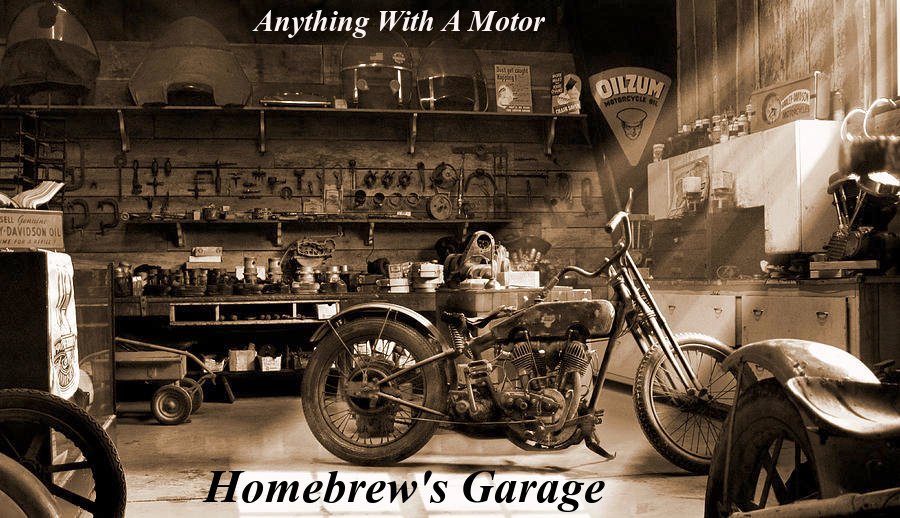 Homebrew's Garage