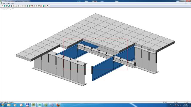 Общее нелинейное отношение стеновых опор