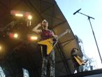 Scorpions, 9 iunie 2011, bucata acustica, Rudolf Schenker si Matthias Jabs